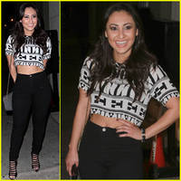 francia raisa gets ready for unlikely heroes event